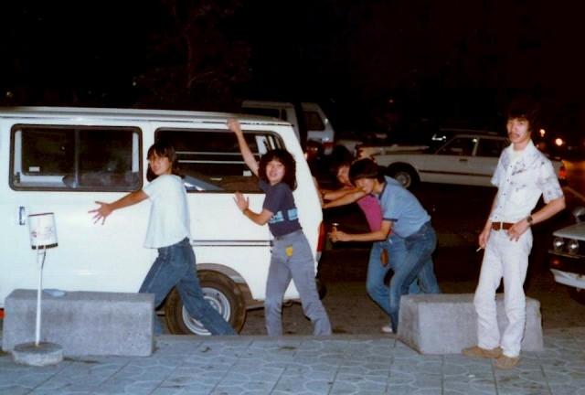1983 箱根道中