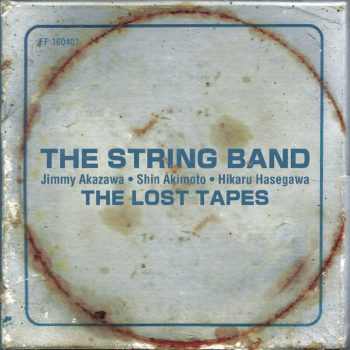 The String Band - jacket - v2